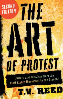 Reed Art of Protest cover art