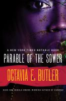 """Parable of the Sower"" book cover"
