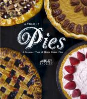 Book cover for A Year of Pies