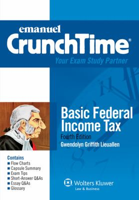 Link to Basic Federal Income Tax (CrunchTime)