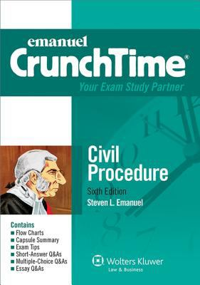 Link to Civil Procedure (CrunchTime)