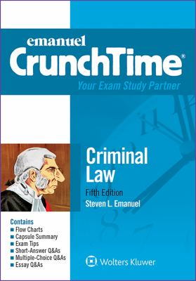 Link to Criminal Law (CrunchTime)