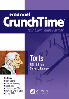 Link to Torts (CrunchTime)