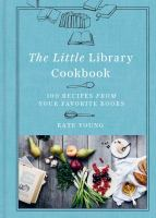 Little Library Cookbook book cover