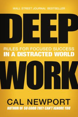 Deep Work Cover Page