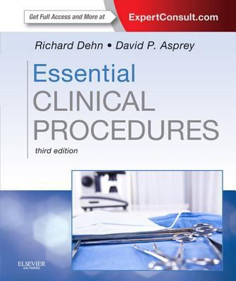 The cover of Essential Clinical Procedures