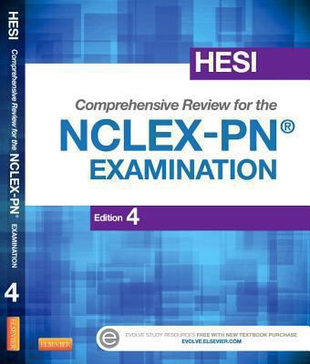 HESI Comprehensive Review for the NCLEX-PN® Examination (4th ed.)