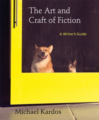 Cover Art for The Art and Craft of Fiction