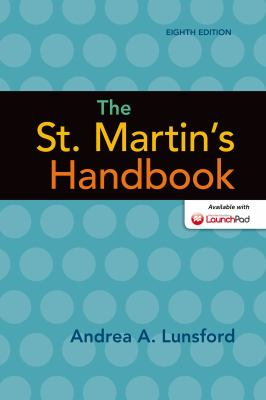 The St. Martin's Handbook Cover Art