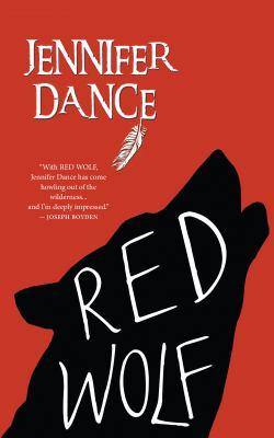 Red Wolf by Jennifer Dance