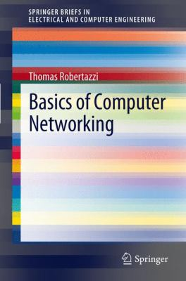 book cover: Basics of Computer Networking
