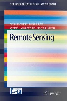 Book Cover : Remote Sensing