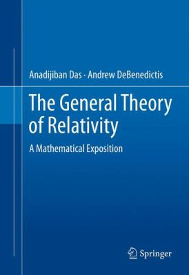 book cover: The General Theory of Relativity