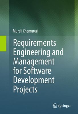 book cover: Requirements Engineering and Management for Software Development Projects
