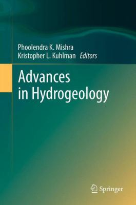 Book Cover : Advances in Hydrogeology