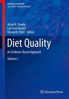 Book cover for Diet Quality volume 2