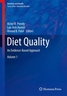 Book cover for Diet Quality volume 1