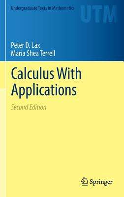 book cover: Calculus with Applications