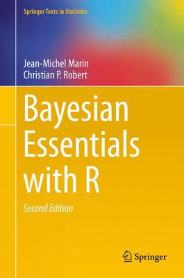 book cover: Bayesian Essentials with R