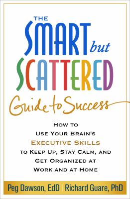 'Smart but Scattered Guide to Success' cover art.