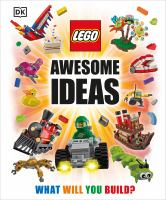 Lego book cover
