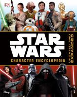 Star Wars Character Encyclopedia book cover