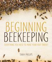 Cover of Beginning Beekeeping