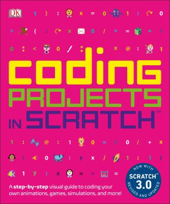 Coding projects in Scratch™ / by Woodcock, Jon,