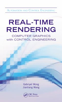 book cover: Real-Time Rendering