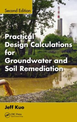 book cover: Practical Design Calculations for Groundwater and Soil Remediation