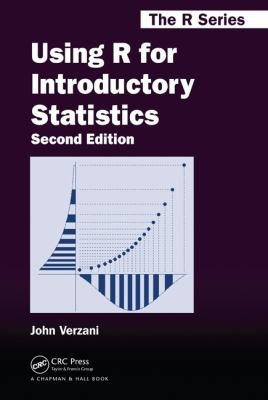 book cover: Using R for Introductory Statistics
