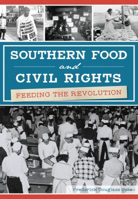 Southern Food and Civil Rights book cover