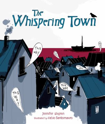Cover Art for Whispering Town