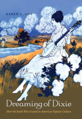 book cover for dreaming of Dixie