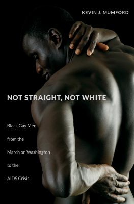 Book cover for Not straight, not white.