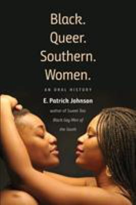 Black. Queer. Southern. Women Cover Art