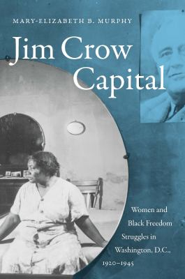 Cover Art Jim Crow Capitol