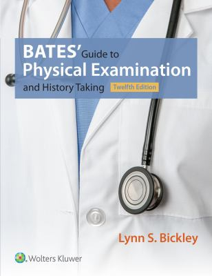 A picture of the cover for Bates' Guide