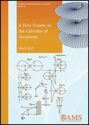 book cover: A First Course in the Calculus of Variations