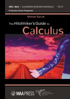 book cover - The Hitchhiker's Guide to Calculus