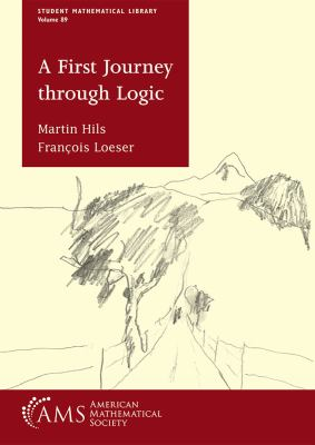 book cover: A First Journey Through Logic