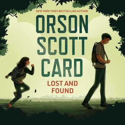 Lost and found / by Card, Orson Scott