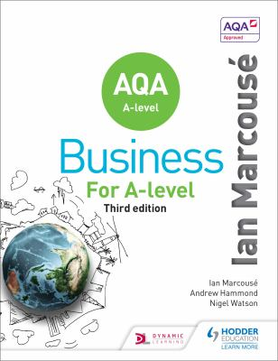 Business for A - Level Cover