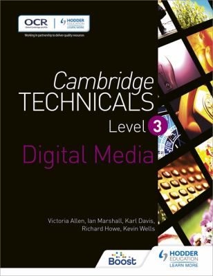 Cambridge technicals level 3: Digital Media