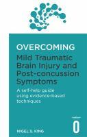 Overcoming Mild Traumatic Brain Injury