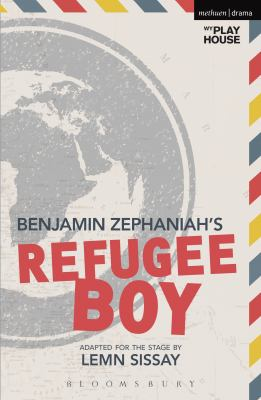 This is an image of the book cover of Refugee Boy.