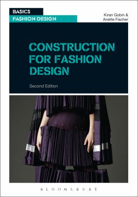 Construction for fashion design (2017) - Book