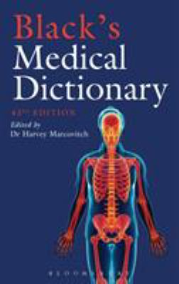 Book jacket for Black's Medical Dictionary