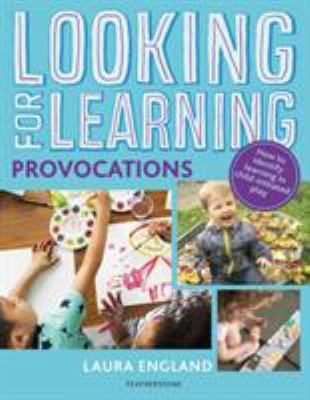 Looking for Learning: Provocations