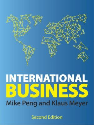 International Business Cover